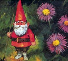 Gnome Jardin